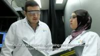 DNA-Dye Complexes Allow Protein Analysis