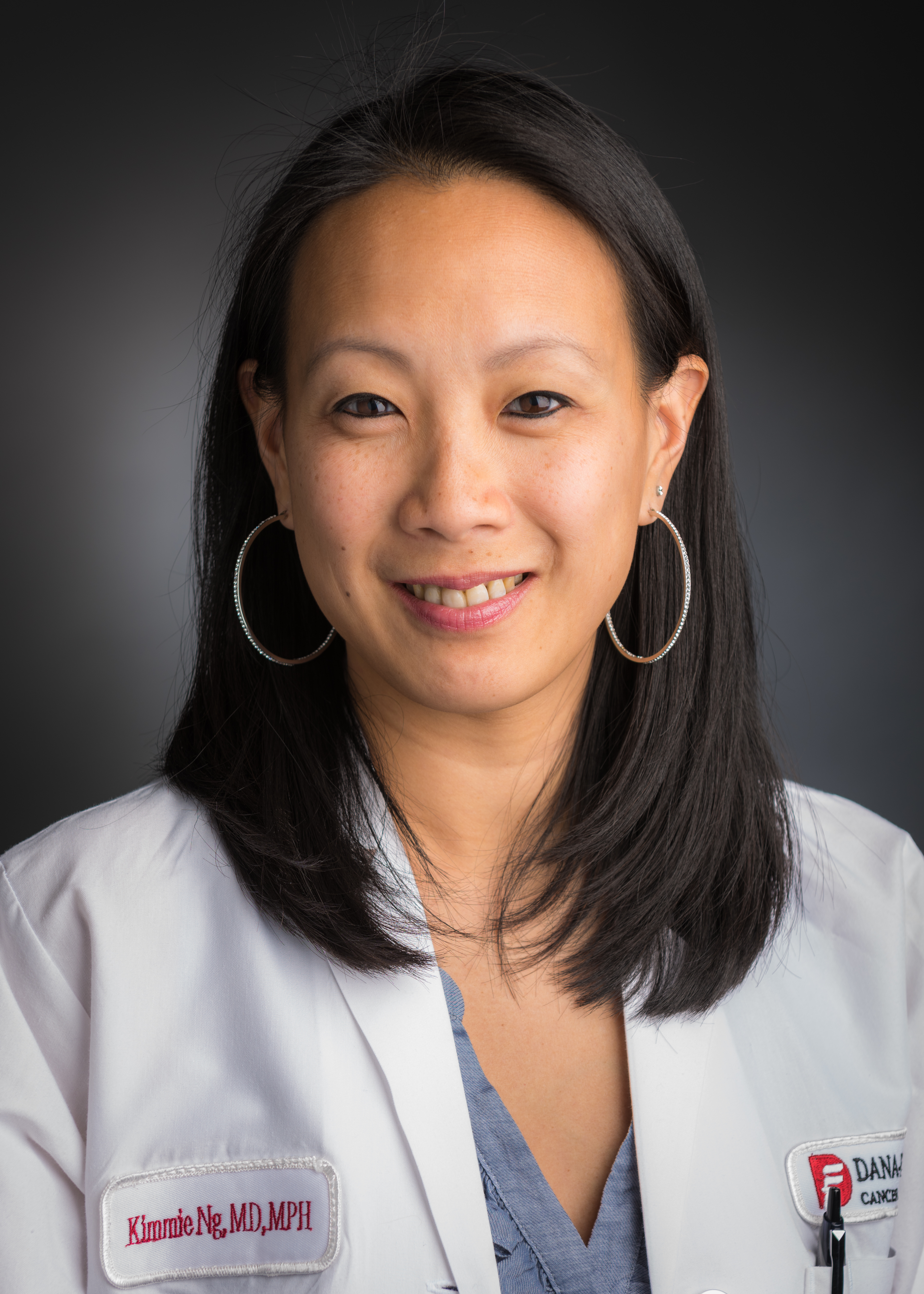 Kimmie Ng, Dana-Farber Cancer Institute