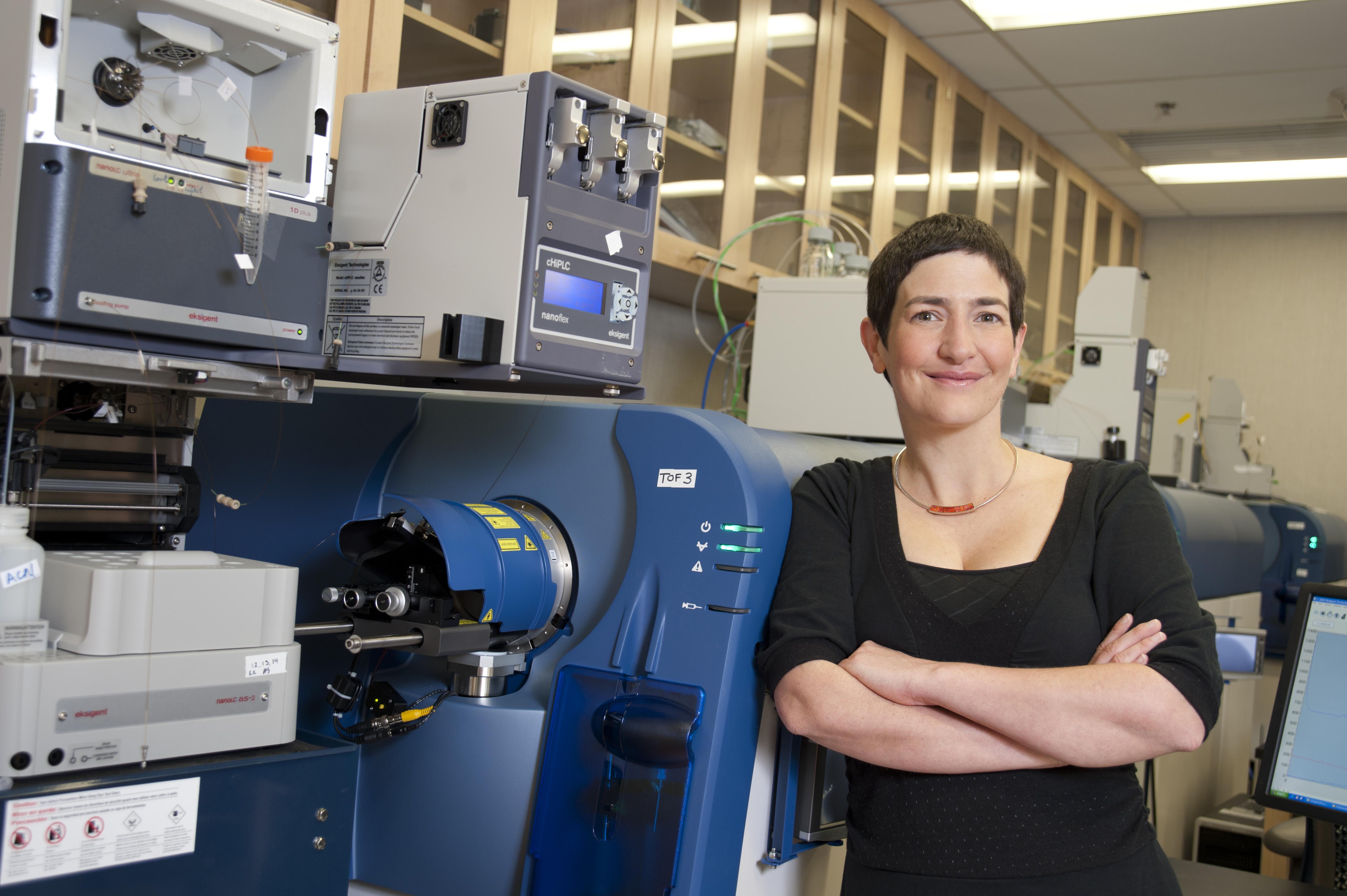 Anne-Claude Gingras, Sinai Health