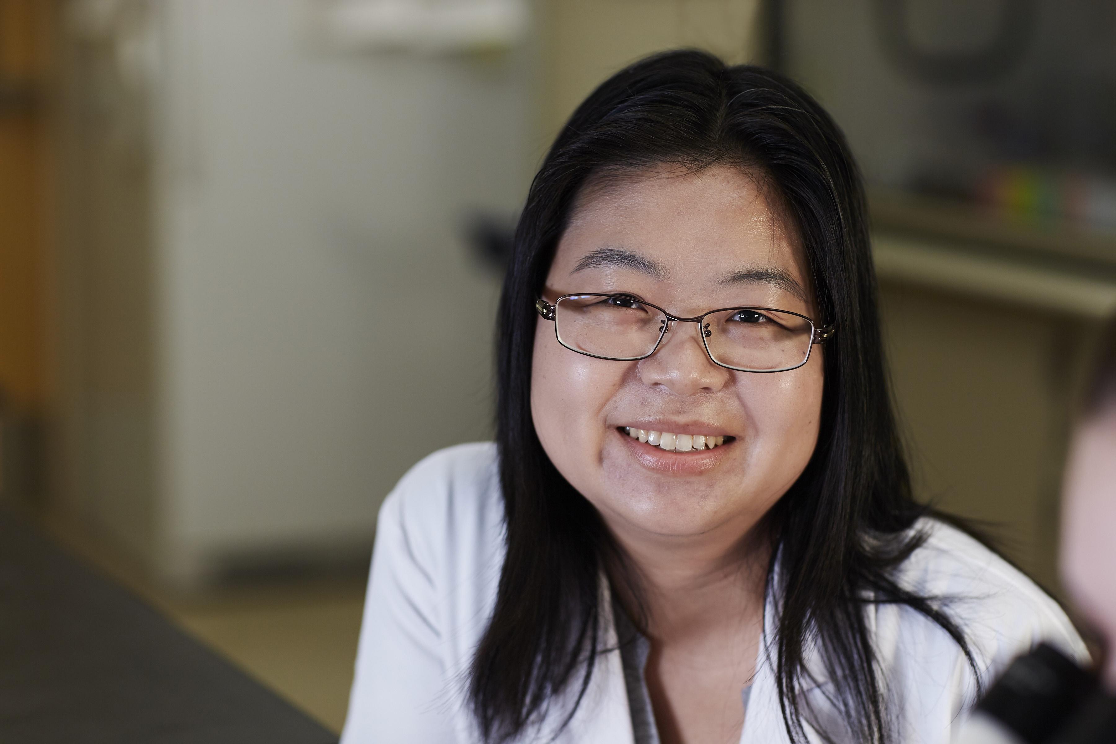 Kelly Tseng, University of Nevada, Las Vegas