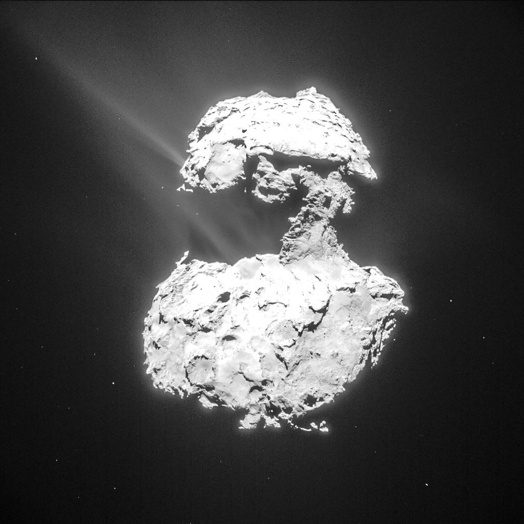 Comet Chury