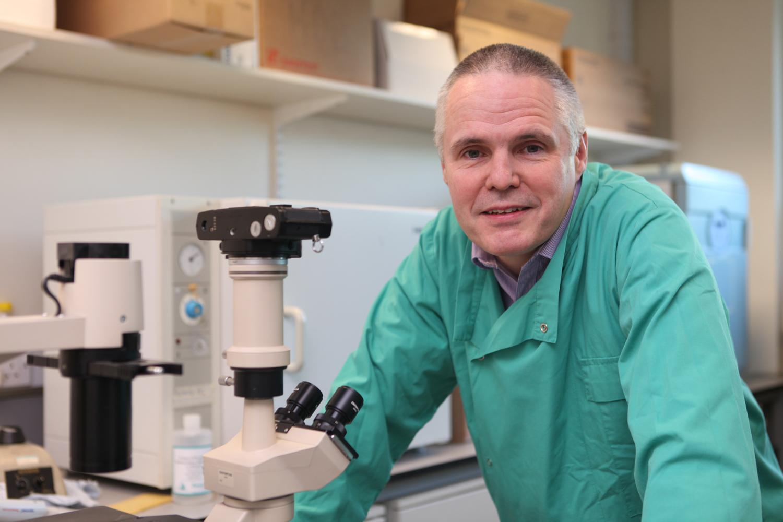Richard Morgan, University of Bradford