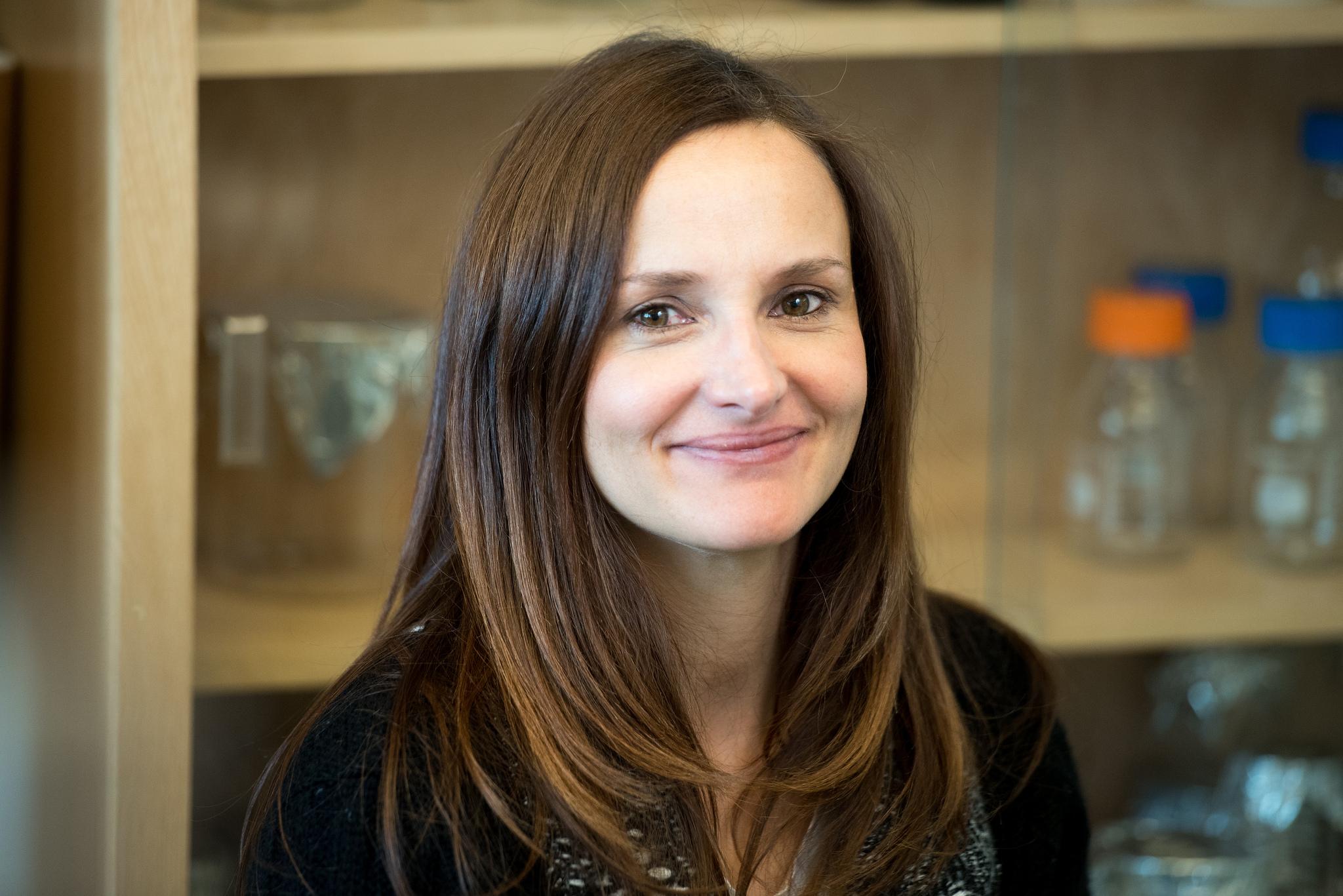 Sandra Rieger, Ph.D.,Mount Desert Island Biological Laboratory
