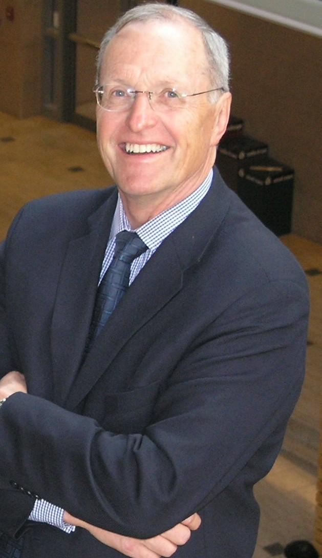 Jim Fisher, University of Toronto, Rotman School of Management