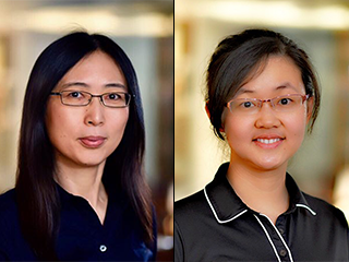 Dr. Chonghui Cheng and Dr. Jing Zhang, Baylor College of Medicine