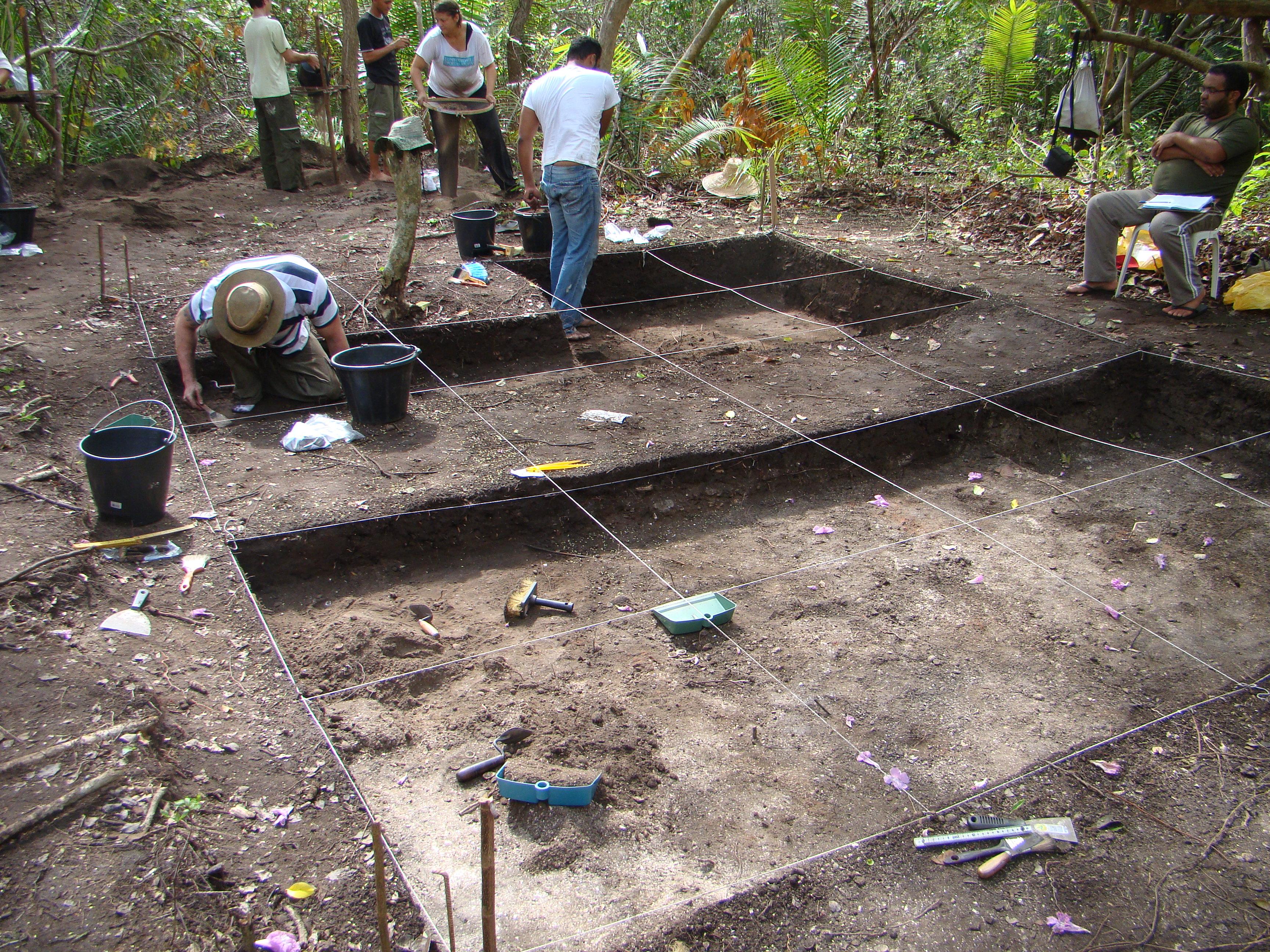 The Archaeological Site of Bacanga at São Luís Island