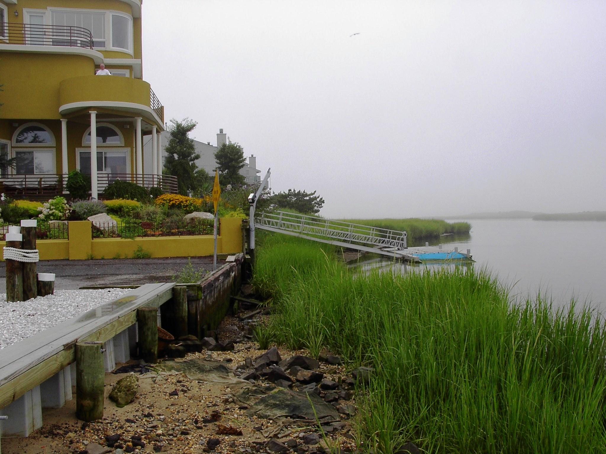 Shoreline Squeeze