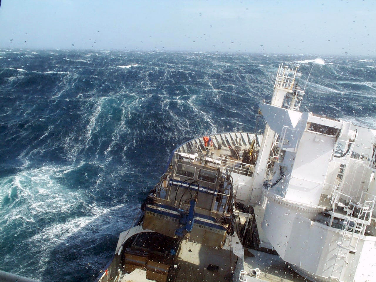 Research Shows Revived Oceanic CO2 Uptake