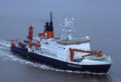 R.V. Polarstern
