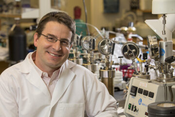 Daniel Giammar, the Walter E. Browne Professor of Environmental Engineering