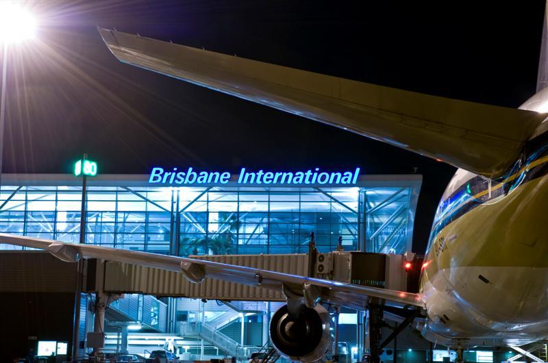 Brisbane International Airport, Australia