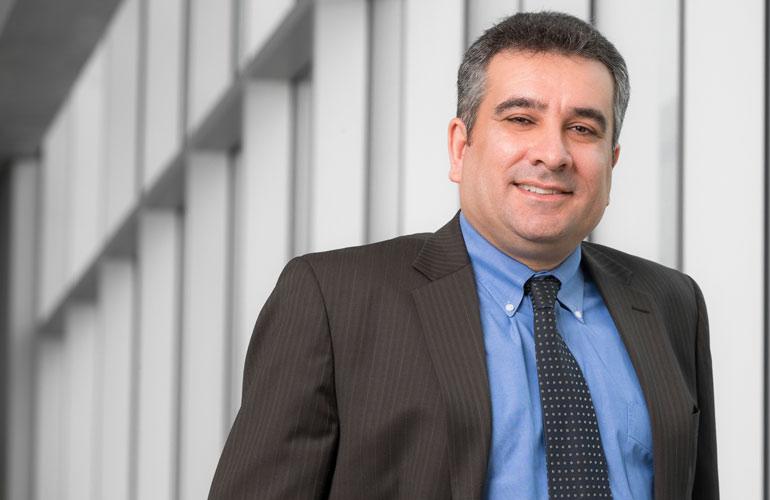Ali Emadi, McMaster University
