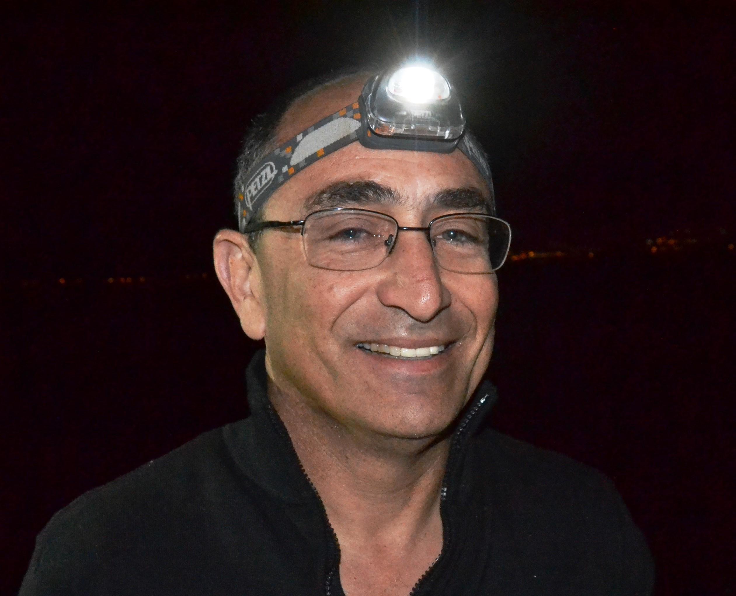 Hebrew University Prof. Ran Nathan