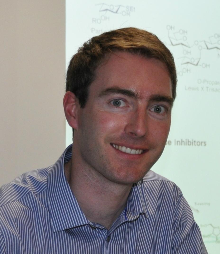 Eoin Scanlan, Trinity College Dublin