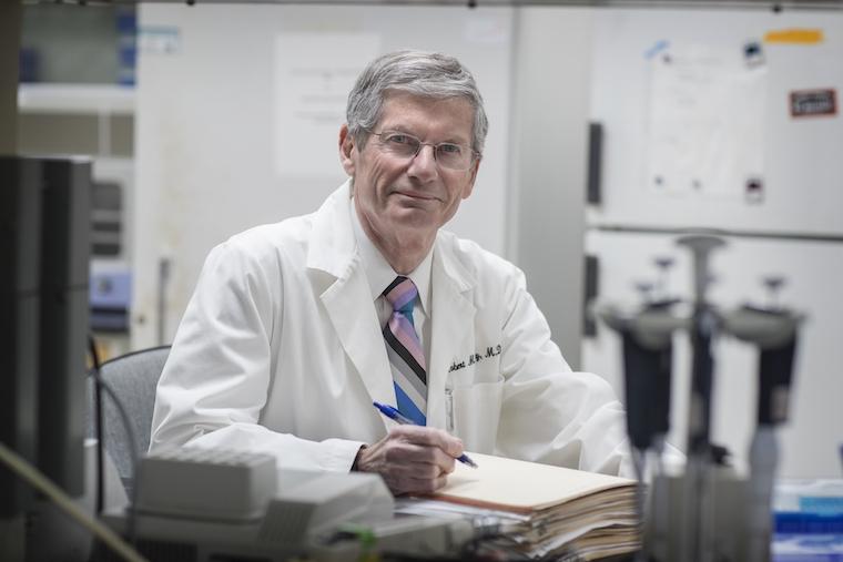 Robert M. Carey, University of Virginia Health System