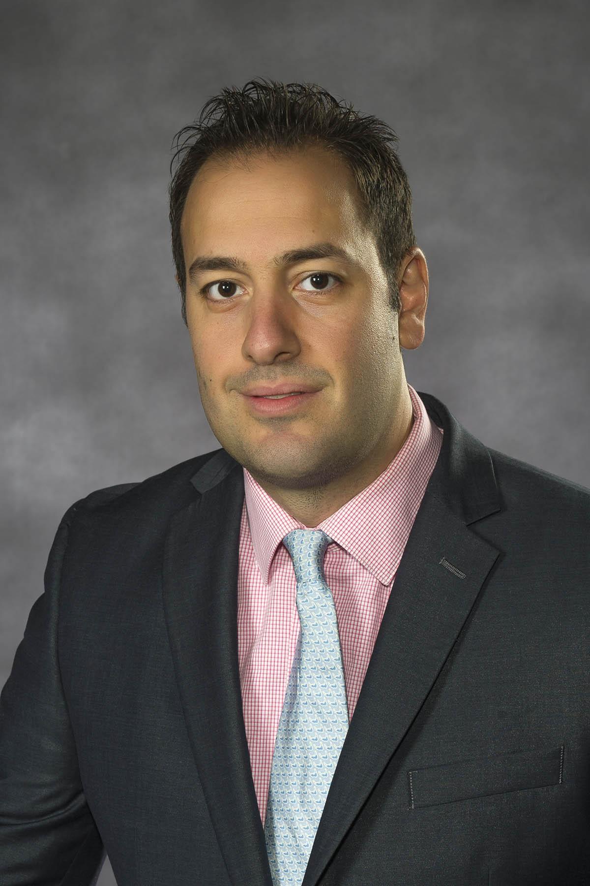 Anthony Faber, Ph.D., Virginia Commonwealth University