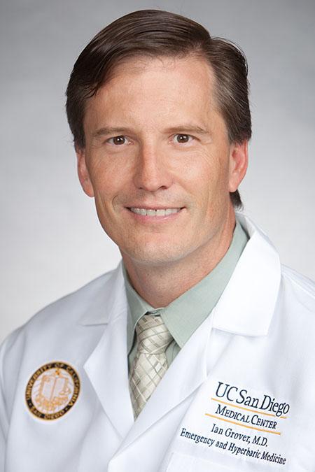 Ian Grover, MD, UC San Diego Health