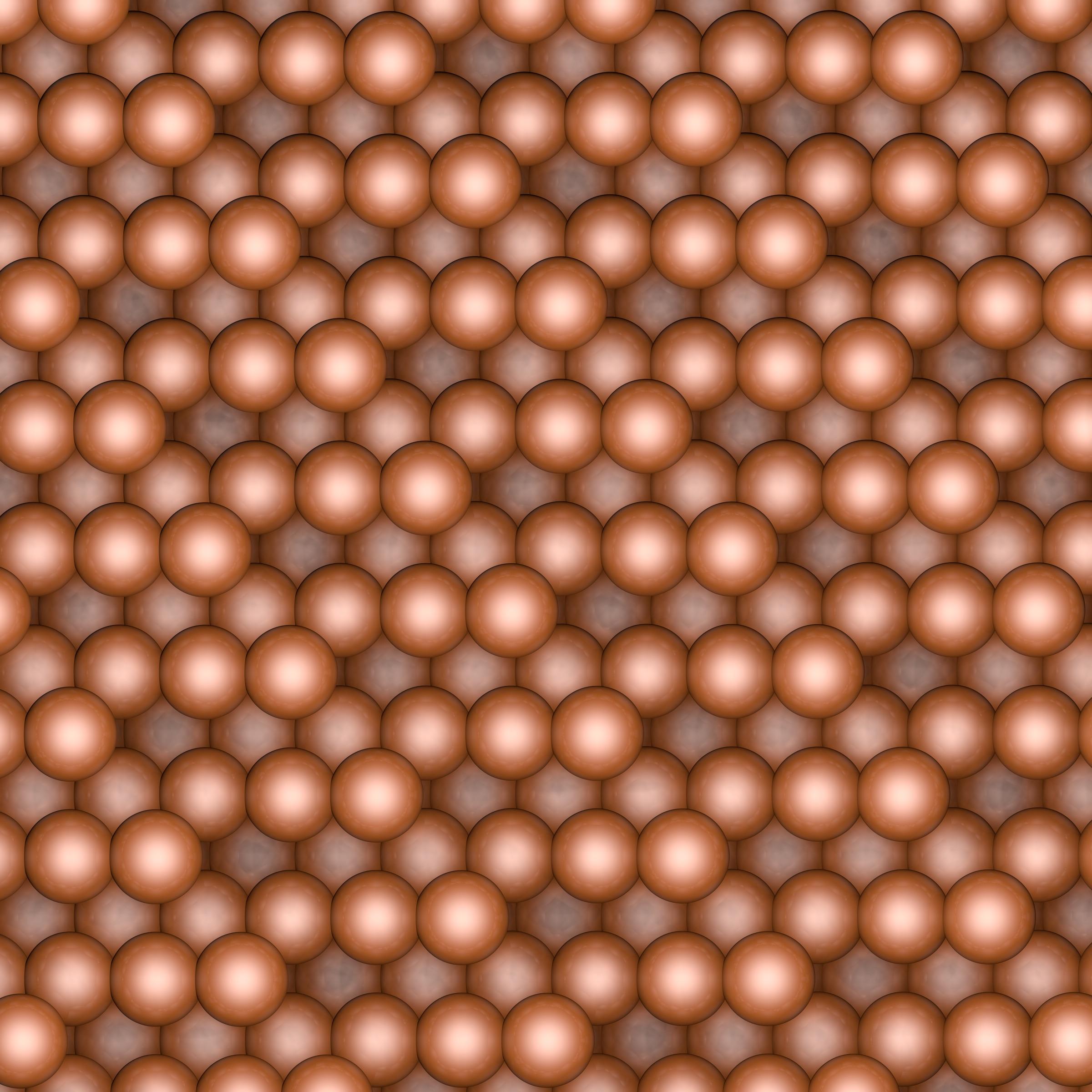 Copper Atoms