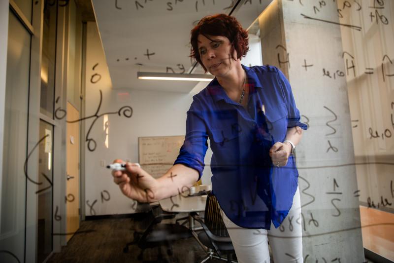 NAU Associate Professor Inès Montaño
