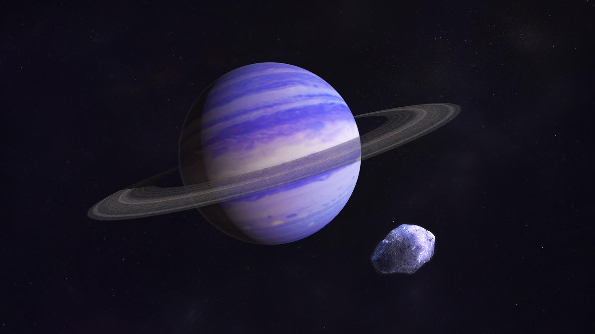 Neptune Like Planet