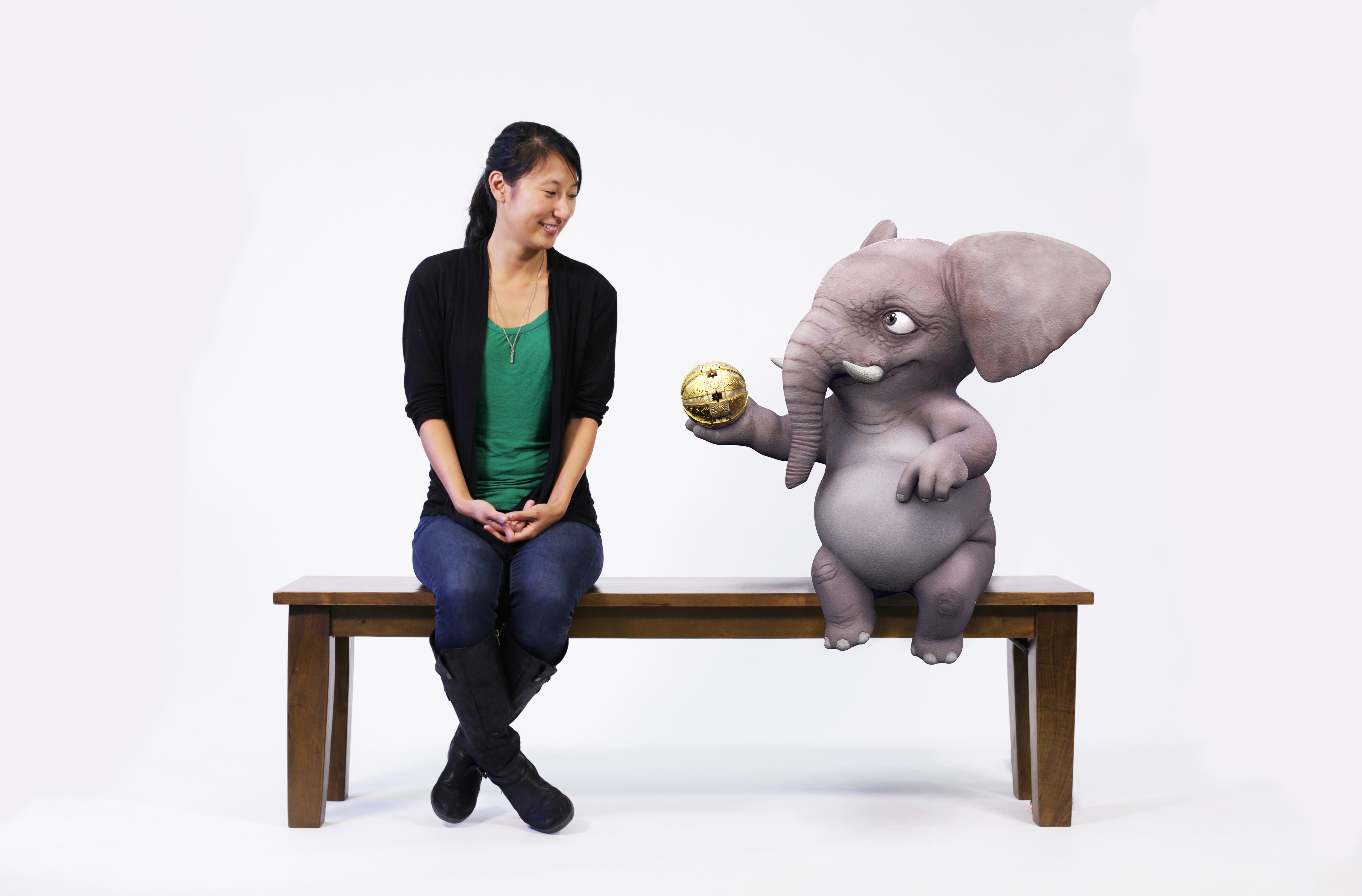 Disney Research Makes Augmented Reality a Group Experience