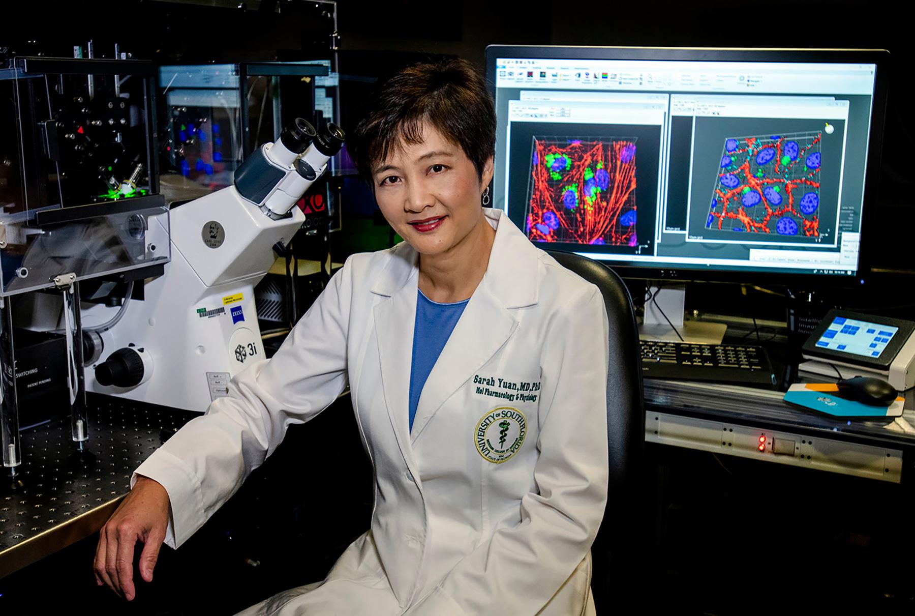 Sarah Yuan, MD, PhD