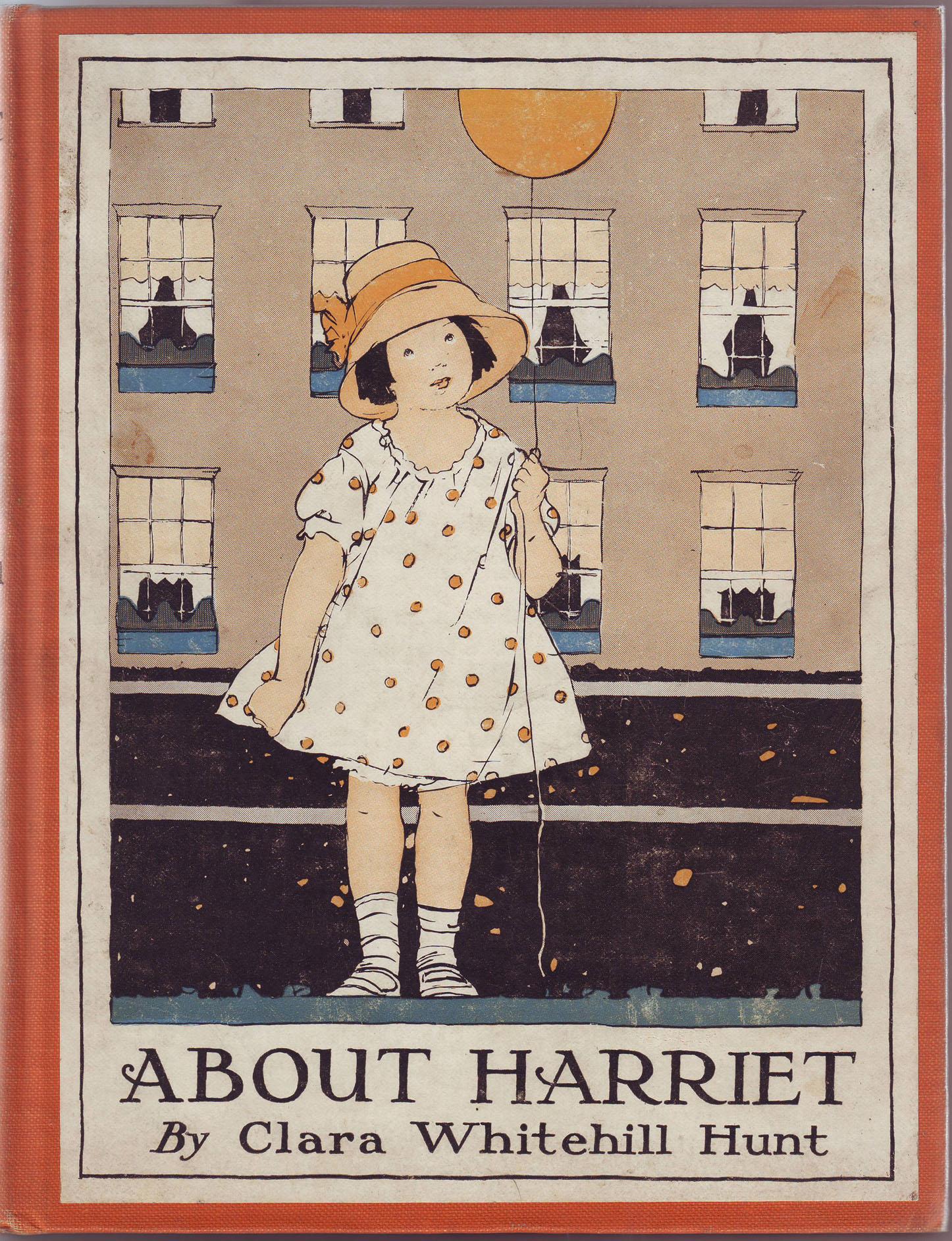 'About Harriet'