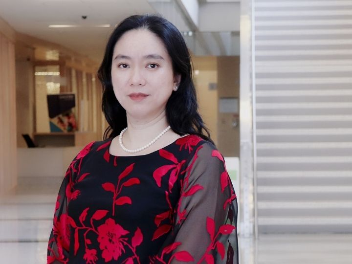 Xiang Li, research assistant professor of pharmacology at the University of Houston College of Pharmacy
