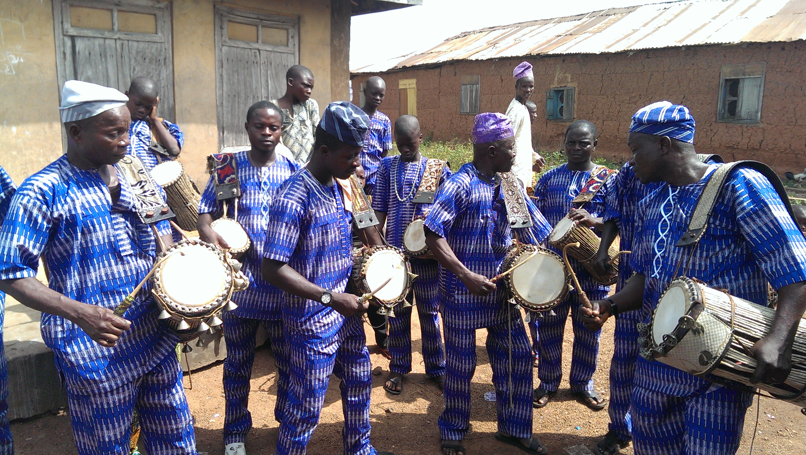 'Talking Drum' Shown to Accurately Mimic Speech Patterns of West African Language
