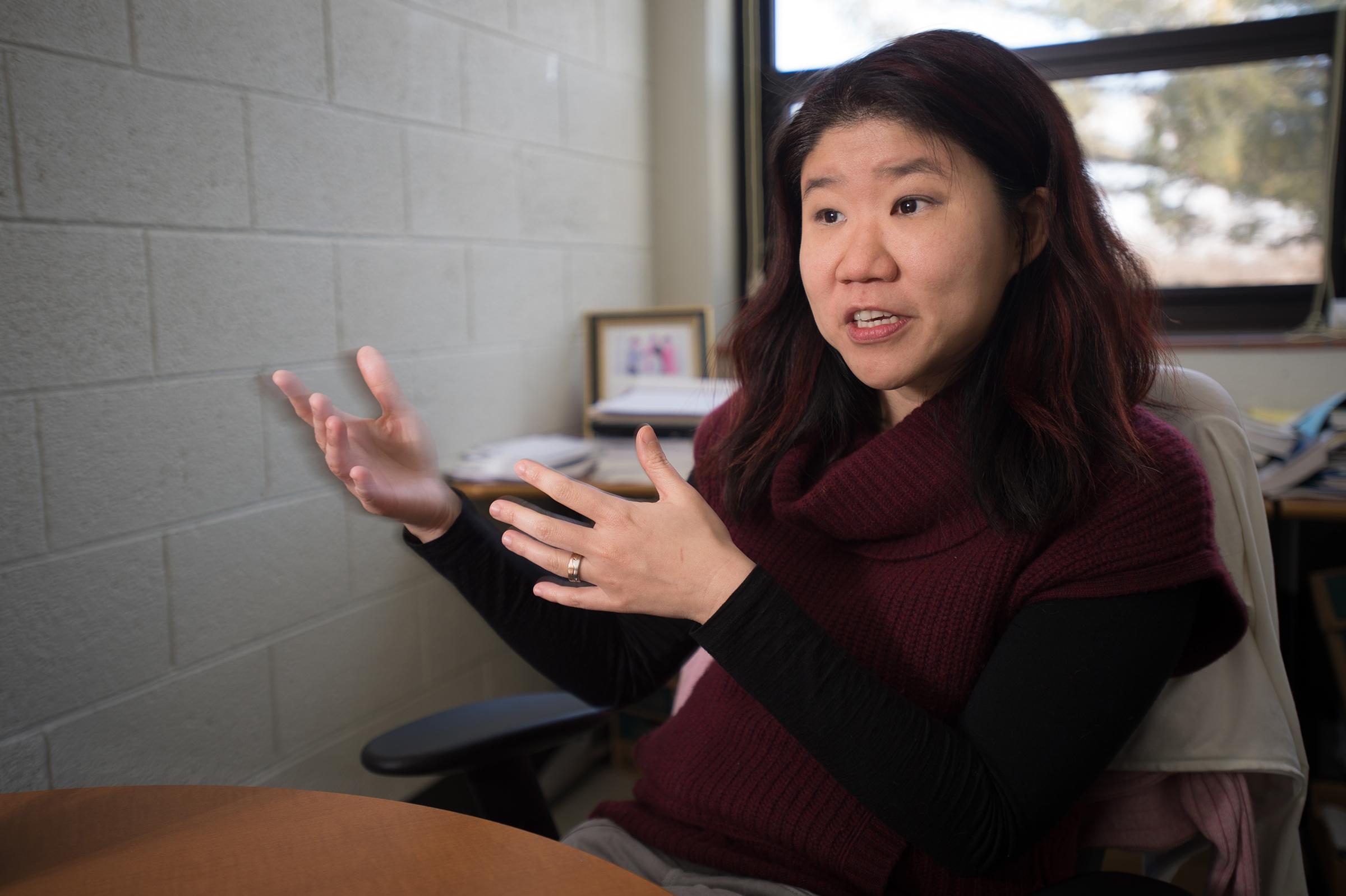 Daisy Chang, Michigan State University
