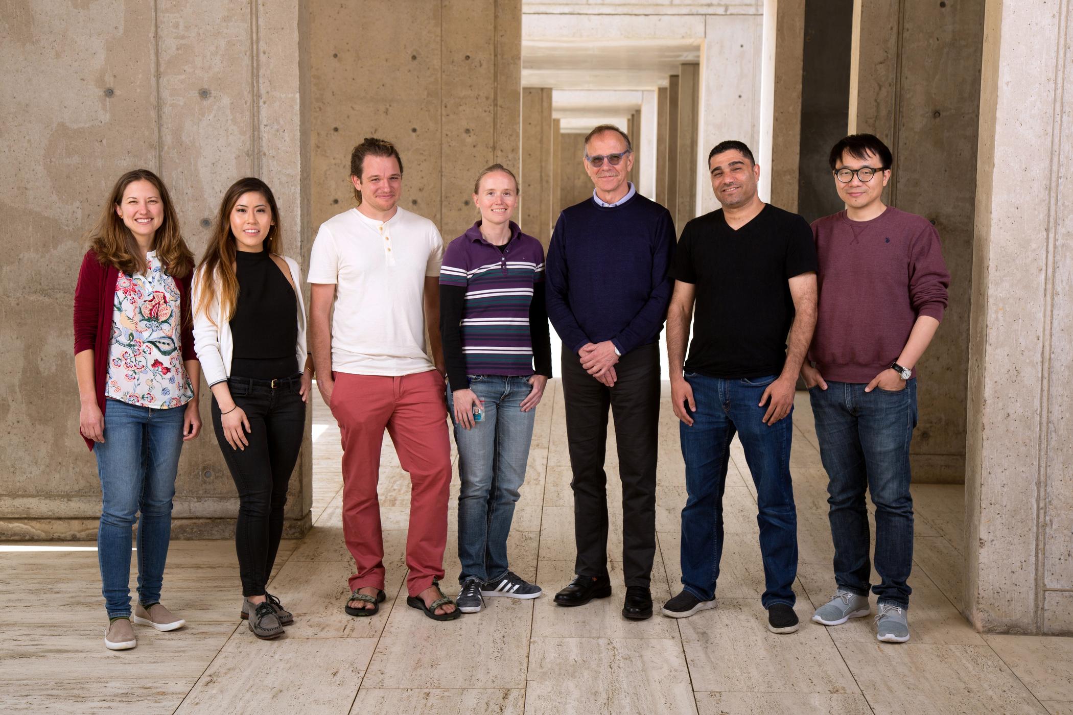 Gage Lab -- <i>Nature Biotech</i> Paper Authors