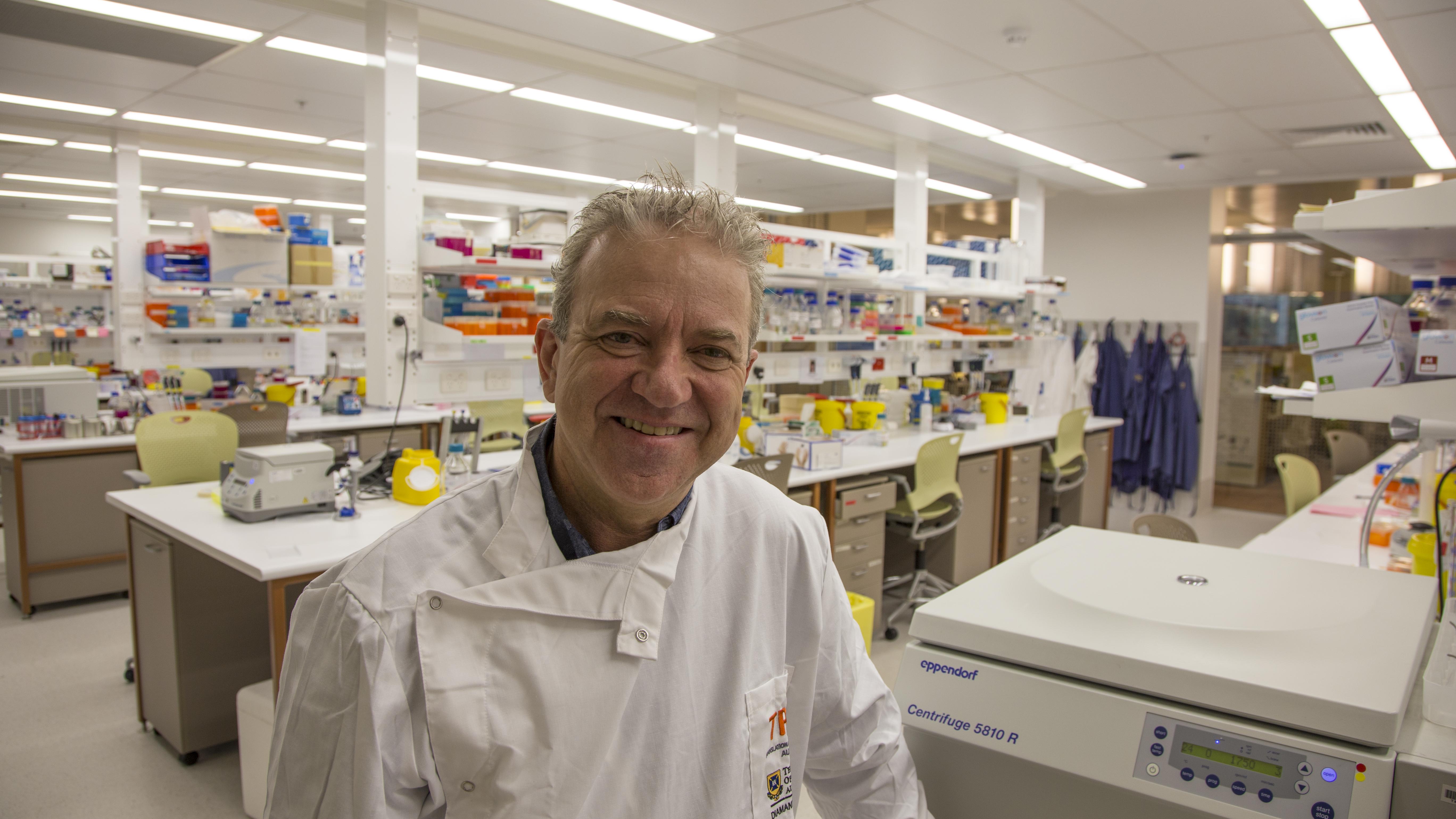 Associate Professor Ray Steptoe, University of Queensland