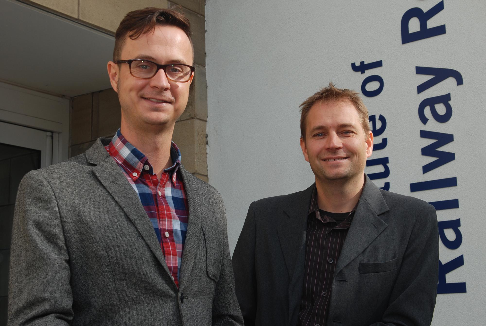 Huddersfield Railway Researchers Win Top IMechE Award