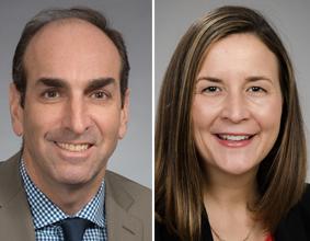 Drs. David Flum and Giana Davidson