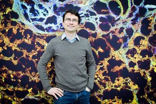 Dr. Benjamin Friedrich, Research Group Leader Biological Algorithms Group