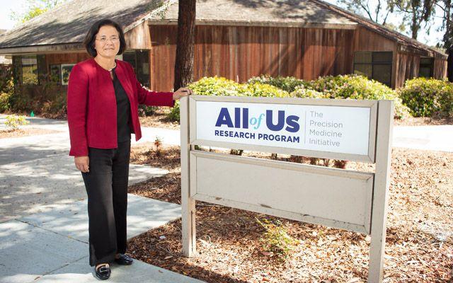 Lila Ohno-Machado, University of San Diego School of Medicine