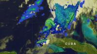 GPM Video of Rainfall Over Florida