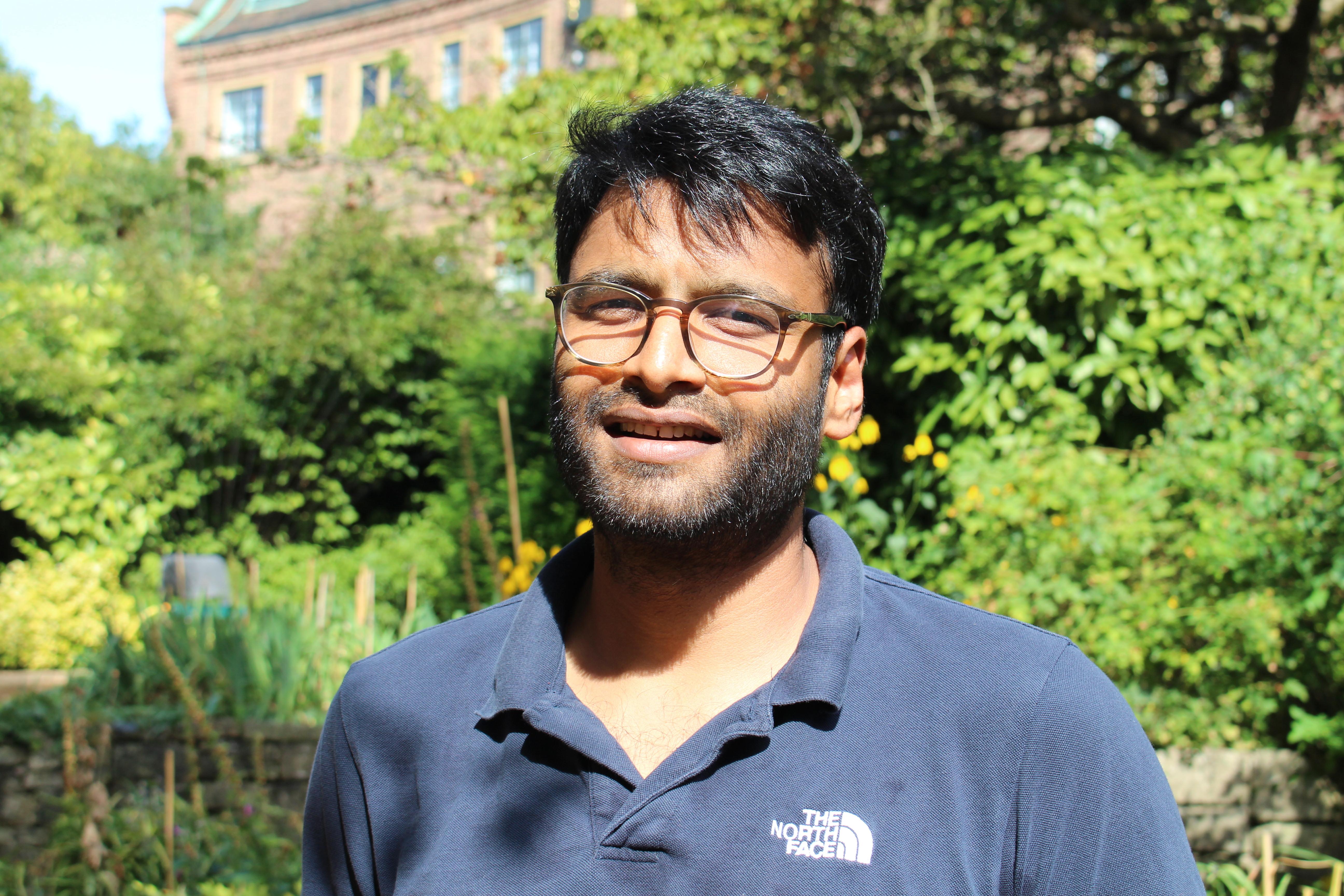 Rajesh Bhagat, University of Cambridge