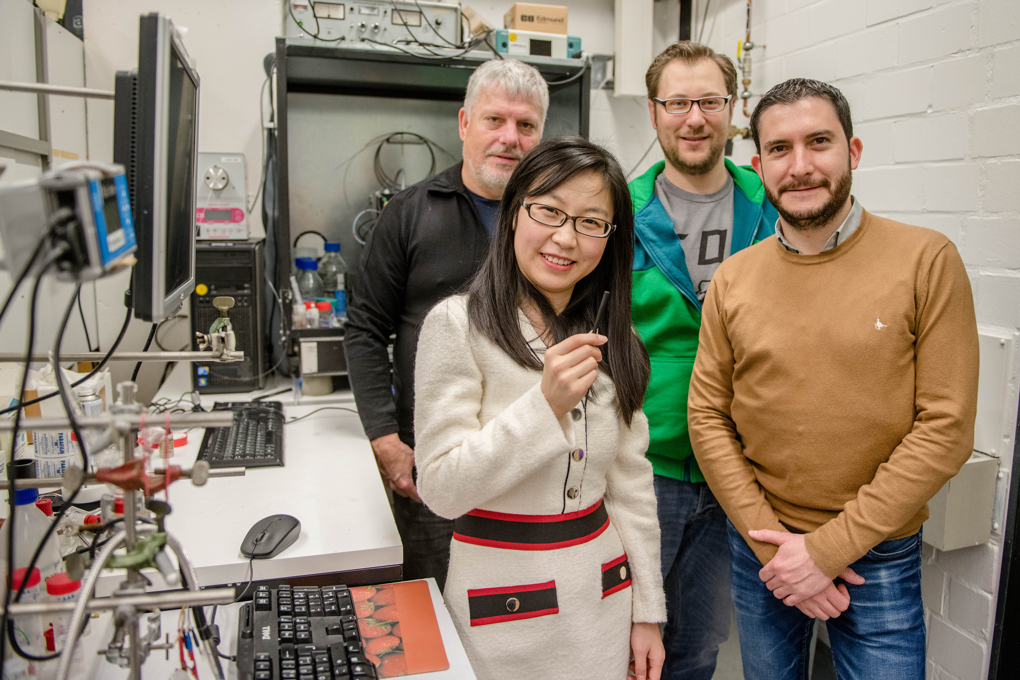 Bochum Research Team