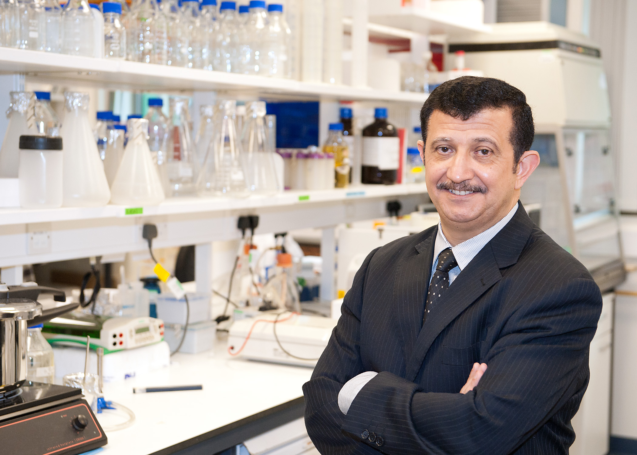Mohamed El-Tanani, University of Bradford