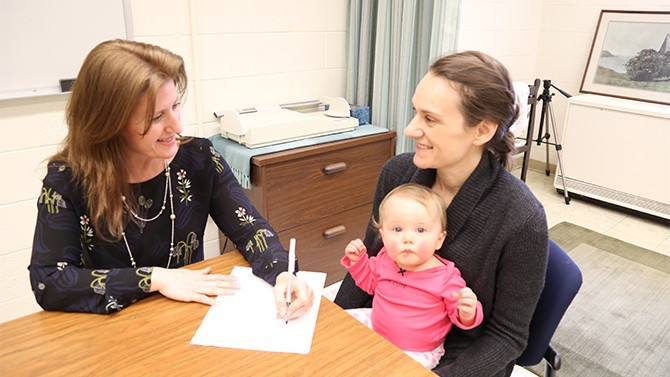 Helping Infants Achieve Healthy Weight