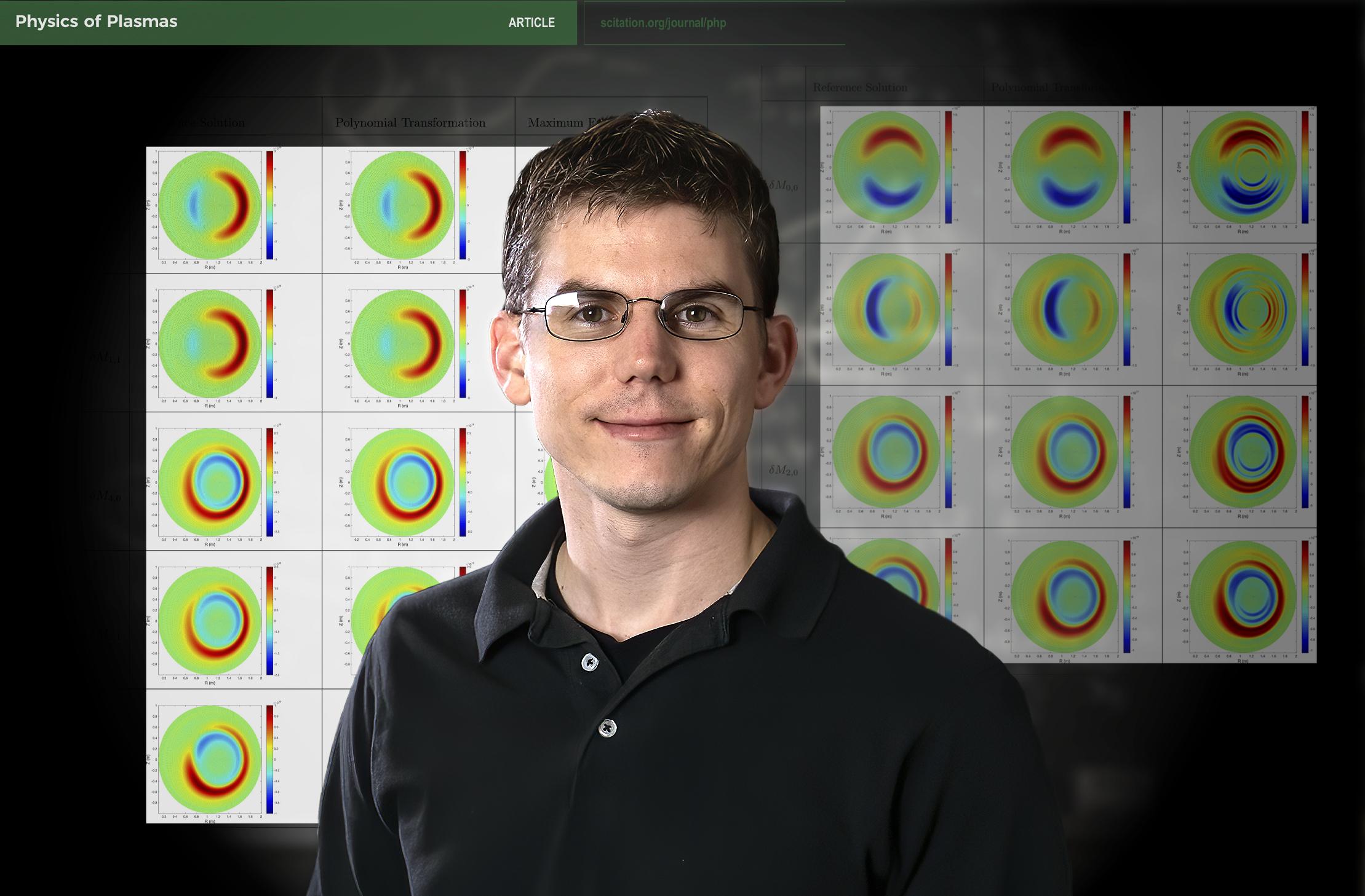 Ben Sturdevant, DOE/Princeton Plasma Physics Laboratory