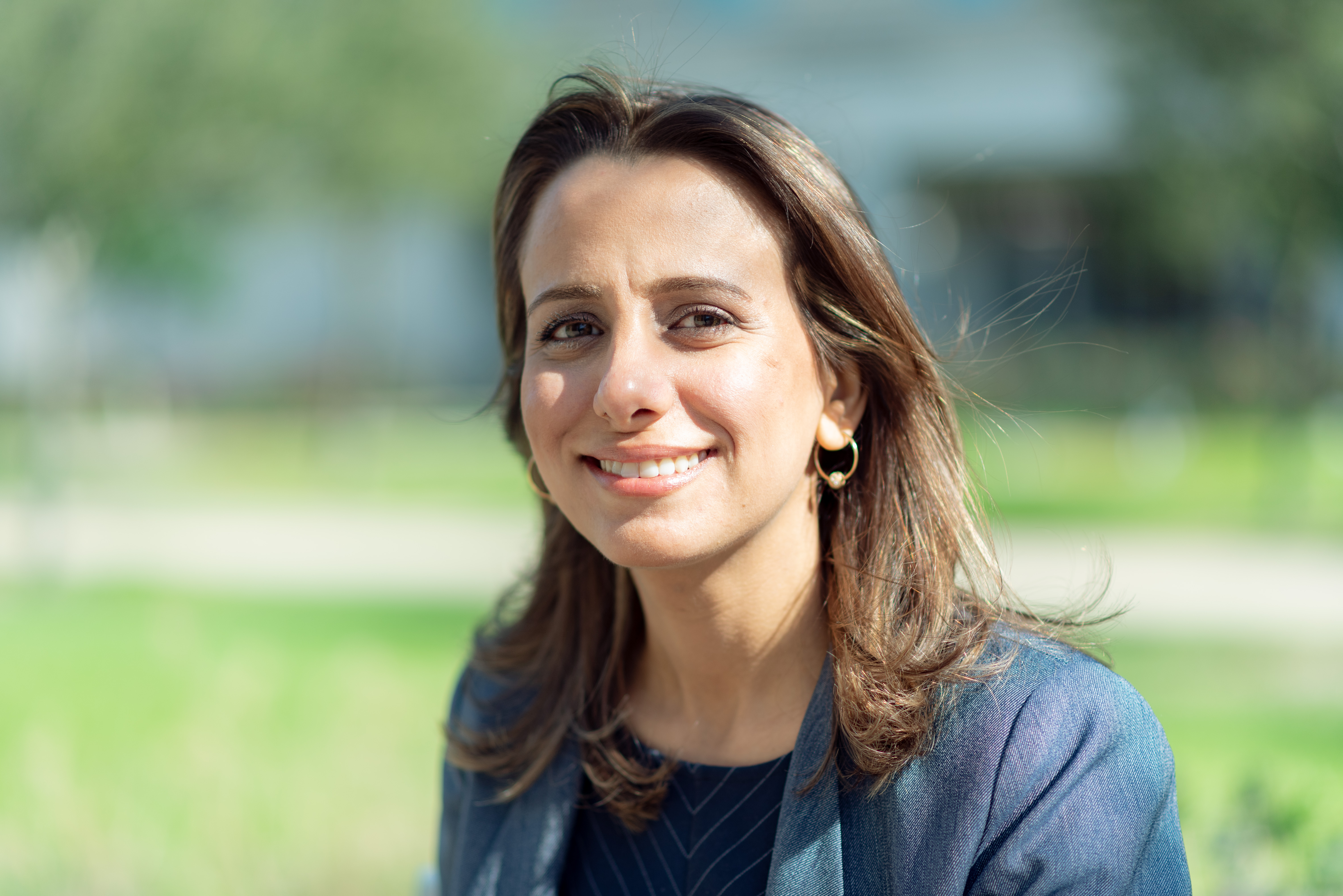 Assistant Professor of Electrical and Computer Engineering Rose Faghih