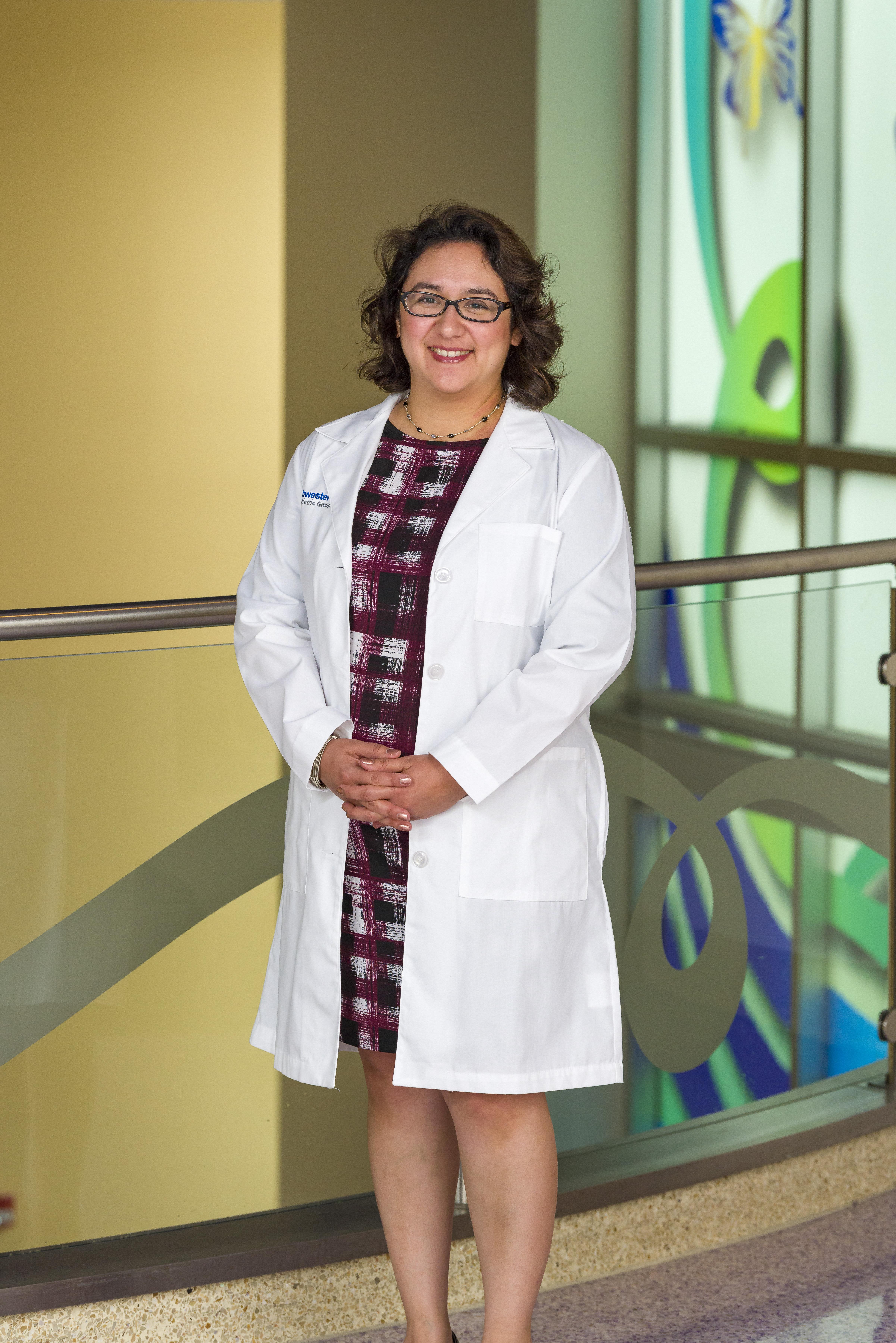 Amanda Evans, MD, UT Southwestern Medical Center