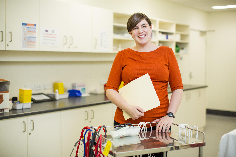 Dr. Stephanie Reuter Lange, University of South Australia