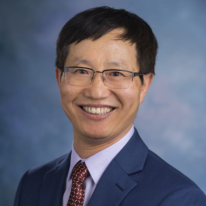 Dr. Bao-Zhong Wang, Georgia State University