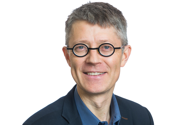 Fredrik Elinder, professor at Linköping University