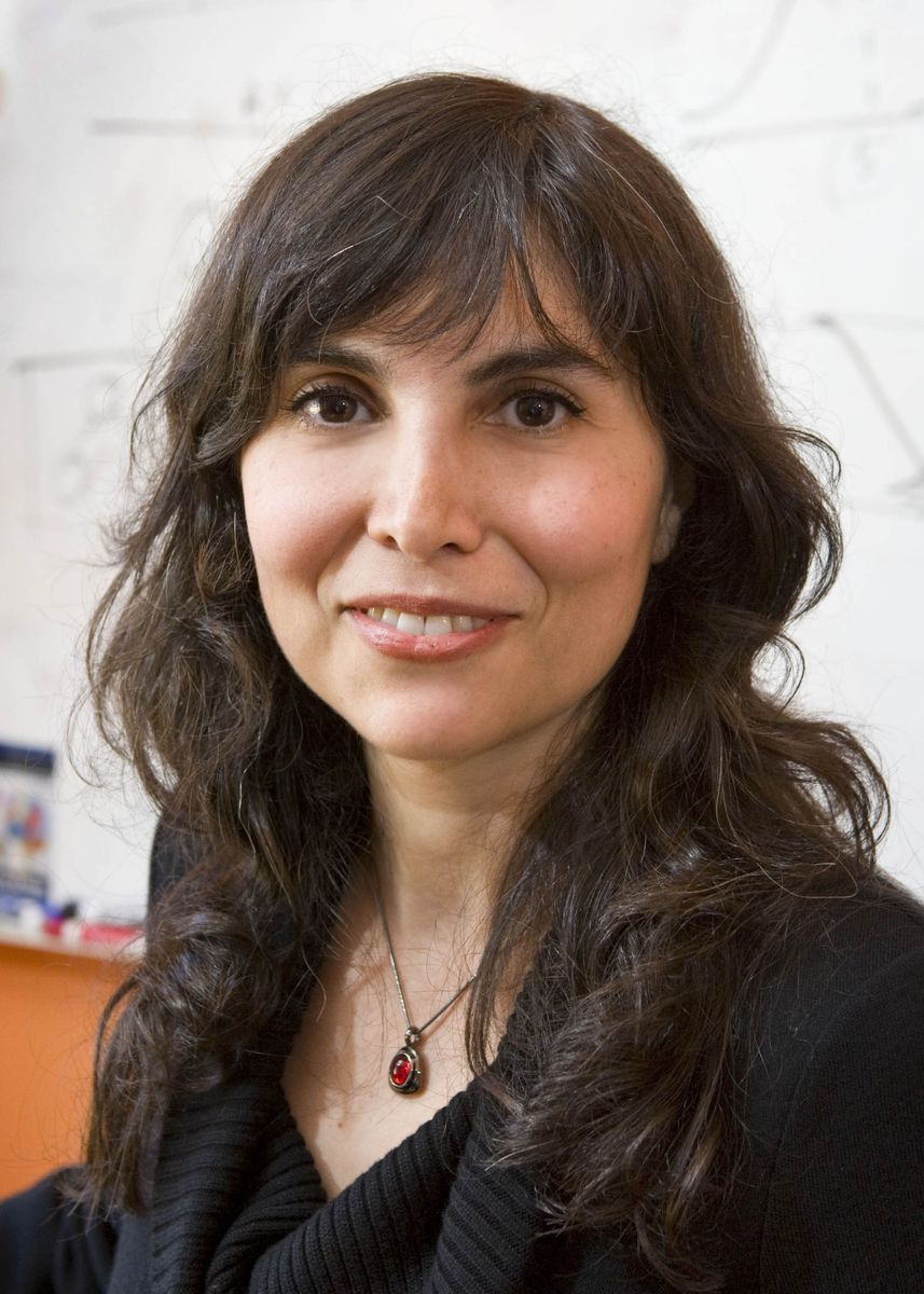 Ladan Shams, University of California - Los Angeles