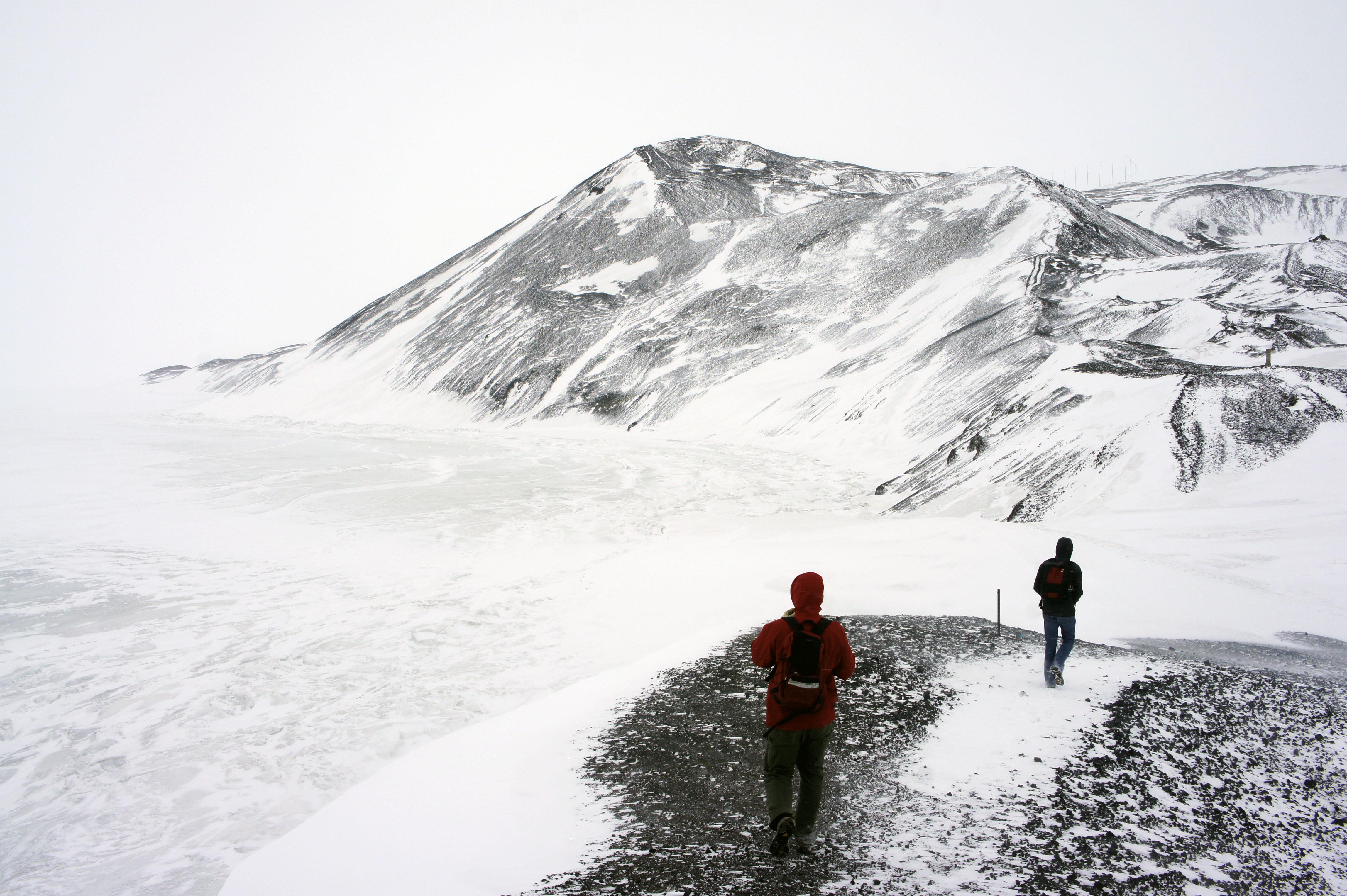 Antarctic Ridge