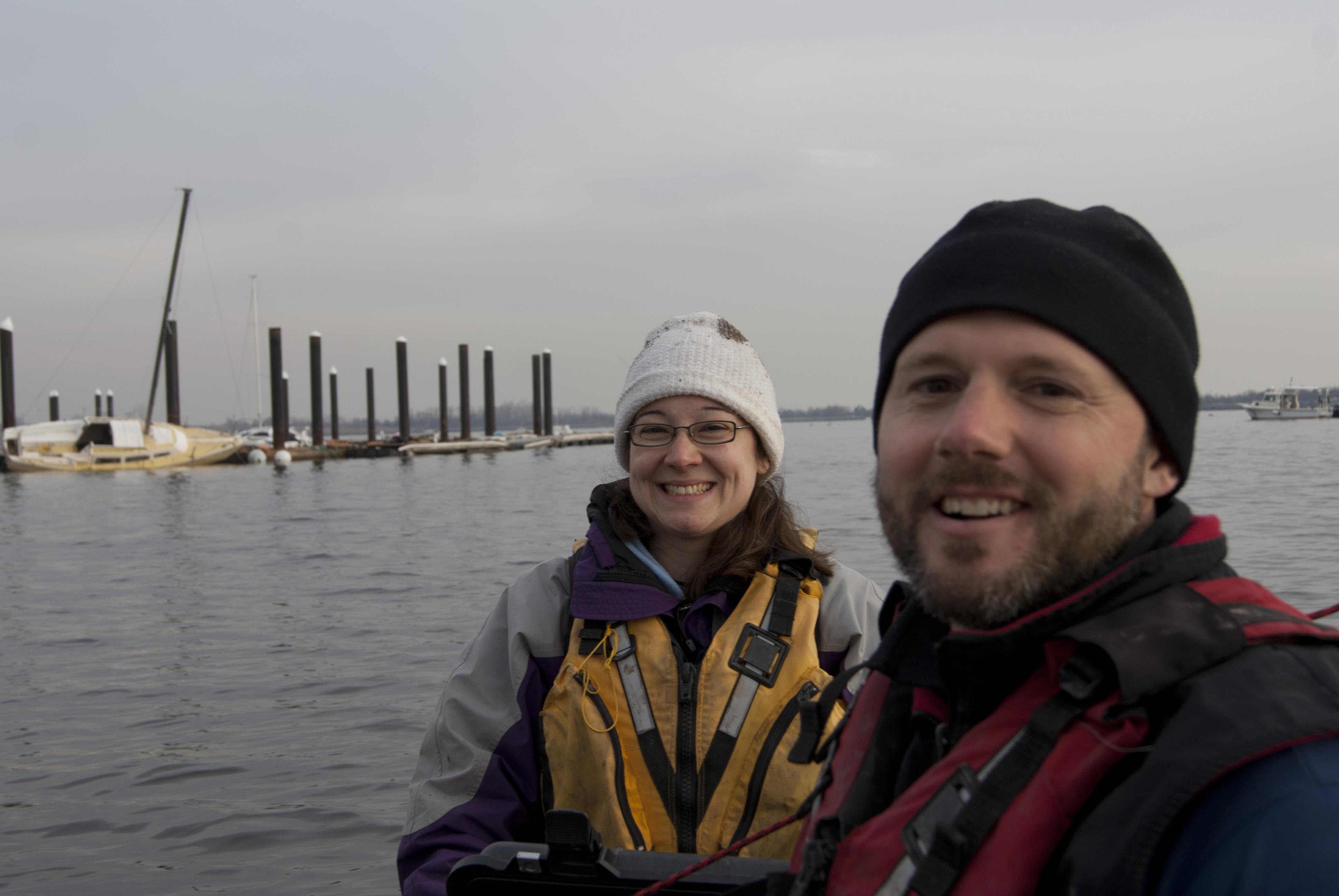 Christine Brandon and Jon Woodruff, University of Massachusetts at Amherst